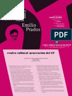 Bases Premio Emilio Prados 2012