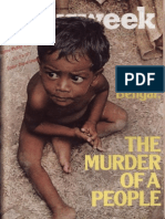 Bengal - The Murder of a People