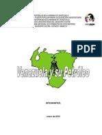 Venezuela y su petróleo yolvi flores abono 20
