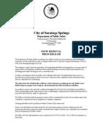 Press Release Snow Removal of Sidewalks-1 (2)