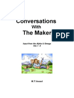 Conversations With the Maker