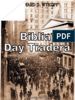 "Richard D. Wykoff ""Biblia Day Tradera"""