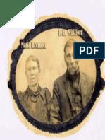 John Whitford & Maria Bremner