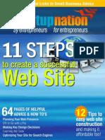 11 Steps to Create a Successful Website