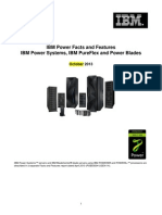 IBM Power Facts and Features
