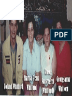 Whitford-Sansregret Family in Pouce Coupe BC