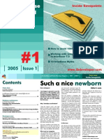 The InterBase and Firebird Developer Magazine, Issue 1, 2005