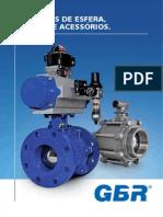 Válvulas de Esfera, Filtros e Acessórios - GBR