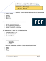 Examen de Térraba (sétimo año) de práctica 2014