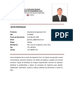ADERLY GEVARA ÑAHUIS