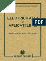 Electricitatea Si Aplicatiile Ei