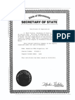 Assertive MPLS Properties LLC Business Filing