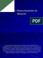 RIT Material Handling (Spanish)OSHA Reviewed