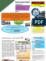 INCA - Prospecto 2014