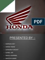 Honda Hr23221