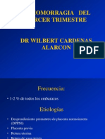2. HEMORRAGIA  METRORRAGIA DEL TERCER TRIMESTRE.ppt