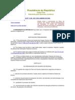 LEI No 11.091, De 12 de JANEIRO de 2005 (Atualizada- Sem Anexos)