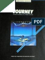 Journey - Raised on Radio (Bandscore)