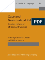 Case.&.Grammatical.relations,2008