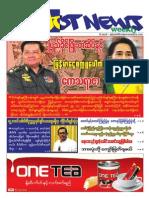 The Hot News Journal Vol -4, No - 176