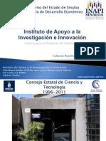 Instituto de Apoyo a la Investigación e Innovación (Inapi) 2014