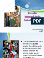 Estudio Integral de La Salud Familiar
