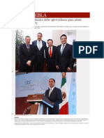 09-01-2014 Milenio.com - Reformas Estructurales Debe Aprovecharse Para Atraer Inversiones, RMV