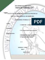 Dominio Publico- Monografia