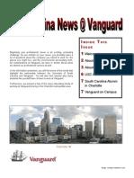 Vanguard USC Newsletter