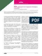 Comprensión y Manejo de los Componente Sicologicos y de Comportamiento del SPW