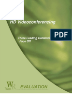 Wainhouse Research - HD Videoconferencing - Evaluation