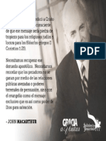 La iglesia primitiva predicó a Cristo crucificado - John Macarthur