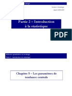 PDF Chap. 5 Parametres de Tendance Centrale
