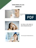 Higiene General de La Voz