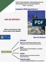 07 - EQ - Gás de Síntese I 22 09 2013