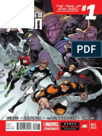 All New X-Men 22.NOW Exclusive Preview