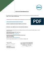 Certificados Tecnicom Dell