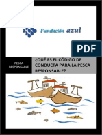 Codigo Pesca Responsable