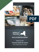 NY 2014 budget proposal