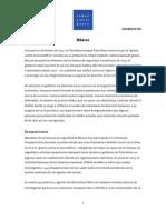 Humans Rights Watch - World Report 2014 (Capítulo México)
