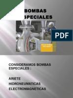 Bombas Juan Julio Ariete
