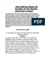 Hasan Al-Banna - Towards the Light