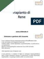 Trapianto+Di+Rene