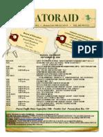Gatoraid 092409