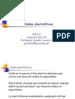 Celdas electrolíticas Q2 212 213 2012-2