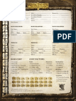 New Gods of Mankind Character Sheets (2)