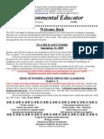 2009_Environmental Education Programs