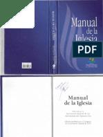 Manual de Iglesia 2010 Completo - Desconocido