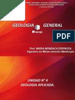 CLASE N°4 DE GEOLOGIA ESTRUCTURAL