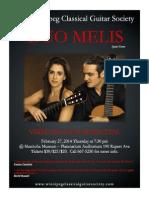 Duo Melis Poster